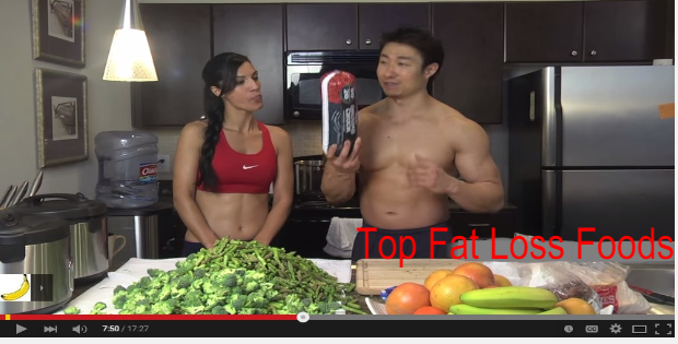 top fat loss foods