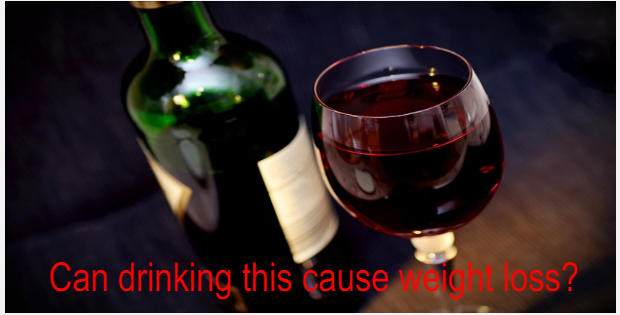 red wine for weight loss