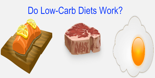 do low carb diets work