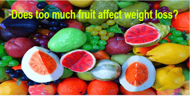 fruit affects weight loss